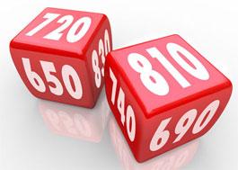 Рейтинг заемщика измеряется в специальных баллах