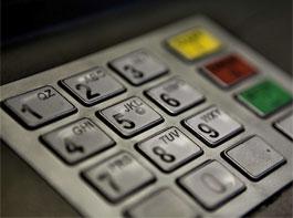 PIN-код чаще всего применяется в банкоматах