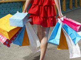 С кредитной картой очень легко увлечься ненужными покупками