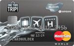 Кредитная карта БИНБАНК Эlixir OneTwoTrip 1st Class