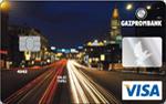 Кредитная карта Газпромбанк Unembossed