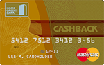 Кредитная карта Хоум Кредит Cashback Gold