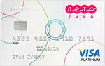 Кредитная карта Лето-карта Элемент