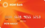 Кредитная карта МДМ Банк Классическая