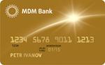 Кредитная карта МДМ Банк Золотая