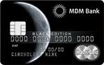 Кредитная карта МДМ Банк World Black Edition
