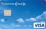 Кредитная карта Открытие Моментальная карта