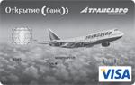 Кредитная карта Открытие Трансаэро Platinum