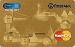 Кредитная карта Росбанк - Экспресс Кард Gold