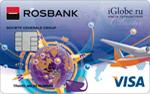 Кредитная карта Росбанк - iGlobe VISA Classic