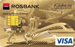 Кредитная карта Росбанк - iGlobe VISA Gold