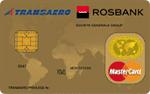 Кредитная карта Росбанк Трансаэро Gold