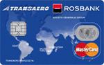Кредитная карта Росбанк Трансаэро Standard