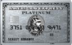 Кредитная карта RSB American Express® Platinum Card