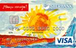 Кредитная карта Сбербанк Подари жизнь Visa Classic