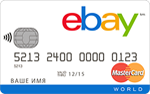 Кредитная карта Tinkoff eBay