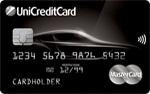 Кредитная карта ЮниКредит АвтоКарта World MasterCard Black Edition